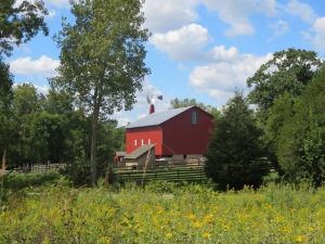 Historical Farm - Carriage Hill MetroPark