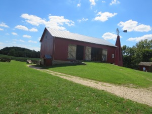 Historical Barn - Carriage Hill MetroPark